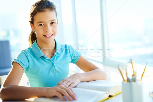 Learner Stock photo © pressmaster