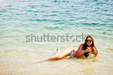 Summer sensuality Stock photo © pressmaster