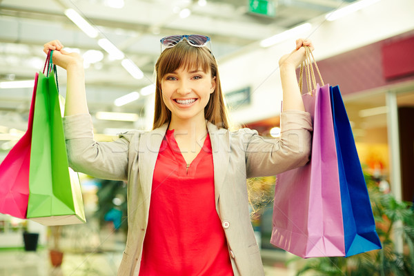 Shopping pleasure Stock photo © pressmaster