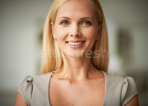 Beautiful woman Stock photo © pressmaster