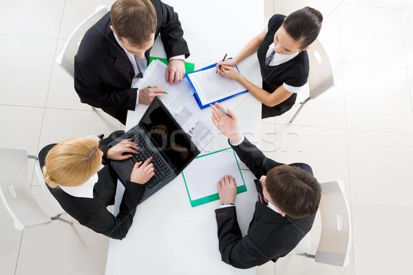 Working team Stock photo © pressmaster