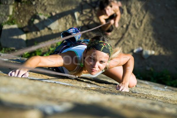 Extreme sport Stock photo © pressmaster