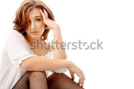 Beautiful female Stock photo © pressmaster