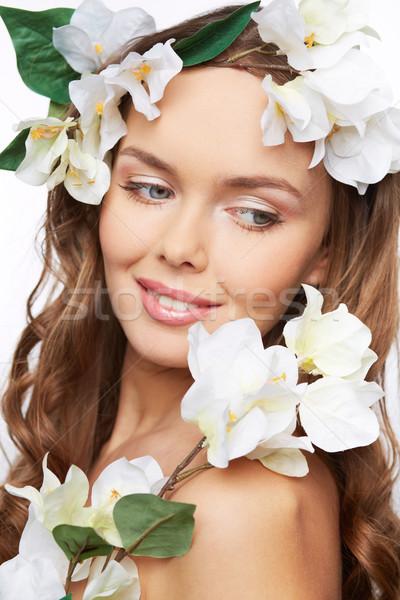 Gorgeous spring Stock photo © pressmaster