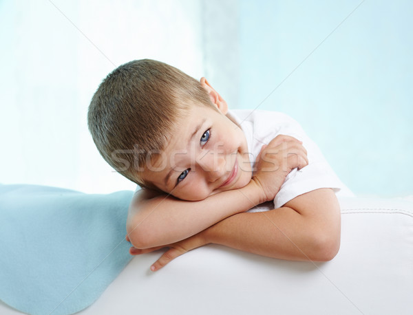 Restful child Stock photo © pressmaster