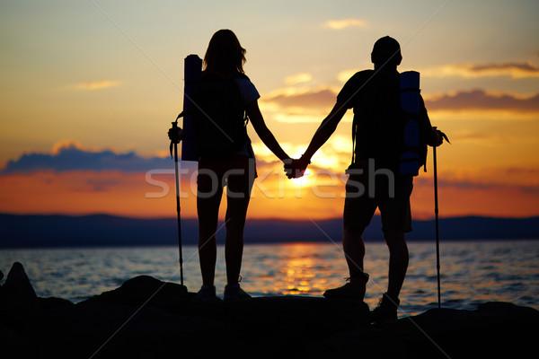 Romantic scene Stock photo © pressmaster