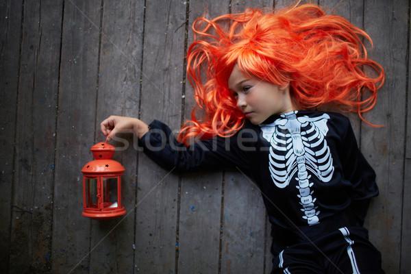Girl resting Stock photo © pressmaster