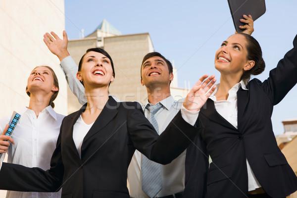 Long-expected success Stock photo © pressmaster