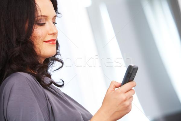 Using technologies Stock photo © pressmaster