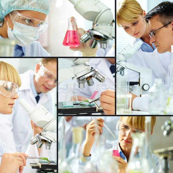 Биологические вредные факторы в лабаратории ухе него