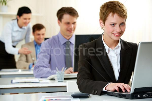 Working manager  Stock photo © pressmaster