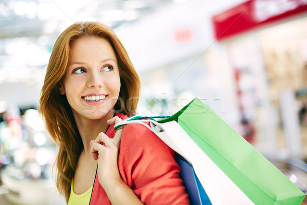 Friendly consumer Stock photo © pressmaster