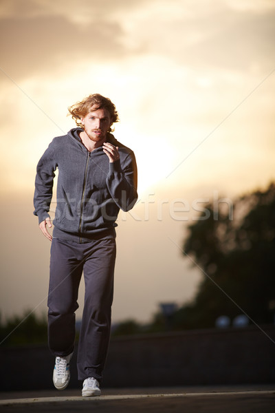 Jogging Stock photo © pressmaster