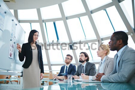 Debating Stock photo © pressmaster