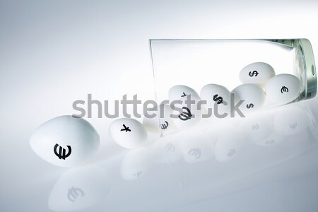 Euro leading Stock photo © pressmaster