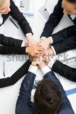 Sign of success Stock photo © pressmaster