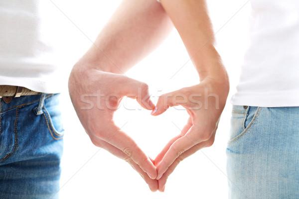 Love between us   Stock photo © pressmaster