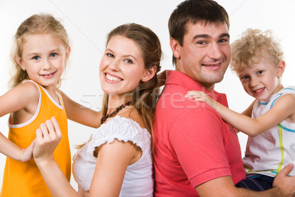 Stock photo: Generation