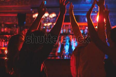 Sweethearts dancing Stock photo © pressmaster