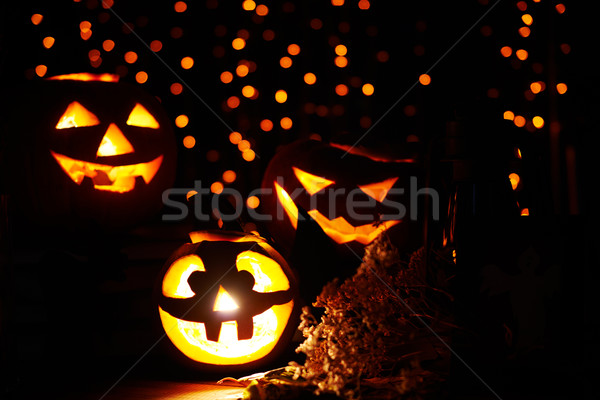 Halloween mystery Stock photo © pressmaster