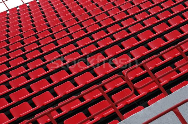 Seats background Stock photo © pressmaster