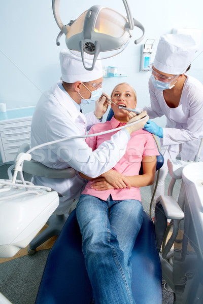 Dental clinic Stock photo © pressmaster