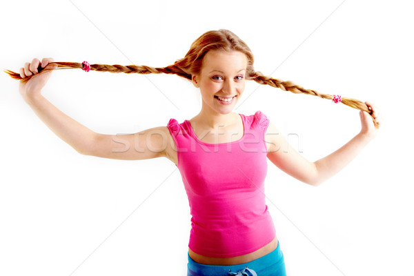 In good shape and mood Stock photo © pressmaster