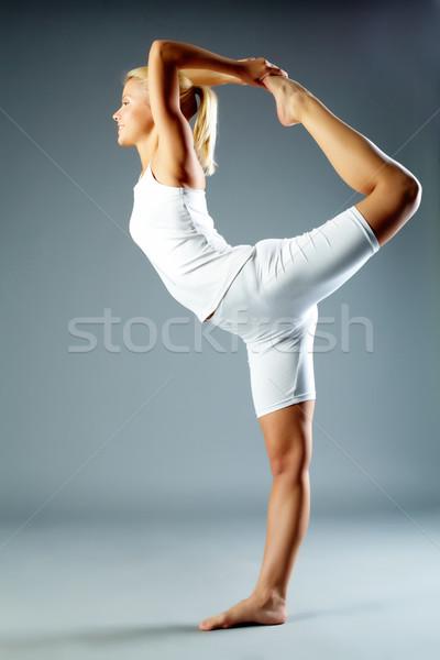 Yoga Stock photo © pressmaster