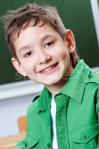 Smart boy Stock photo © pressmaster
