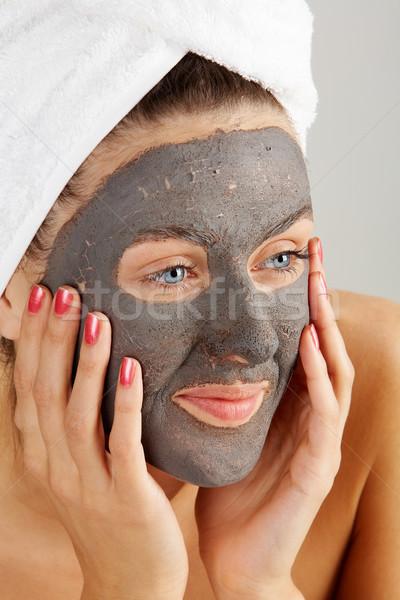 Facial mask Stock photo © pressmaster