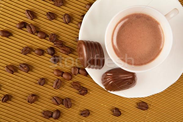 Delicious dessert Stock photo © pressmaster