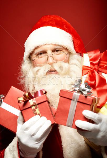 Christmas tradition Stock photo © pressmaster