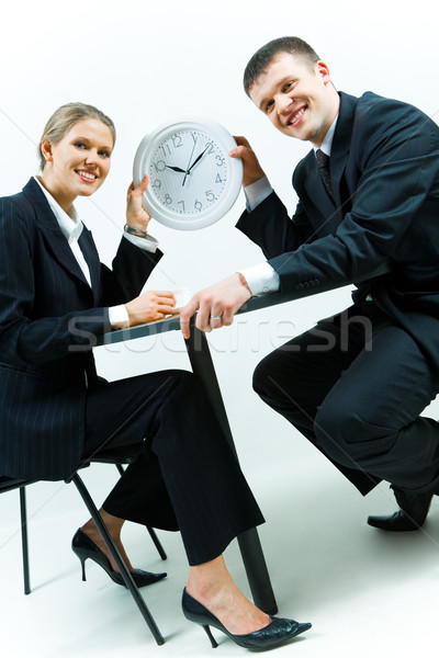 Stock photo: Time