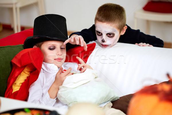 Halloween sweets Stock photo © pressmaster