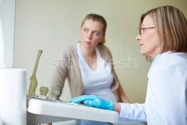 регулярный больницу врач медицинской Сток-фото © pressmaster