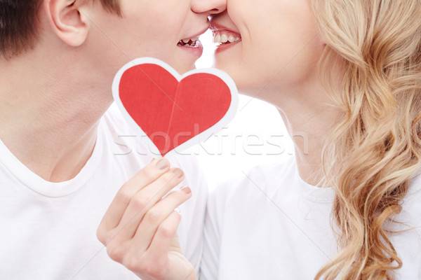 Expressing love Stock photo © pressmaster