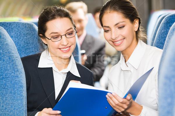 Business women Stock photo © pressmaster