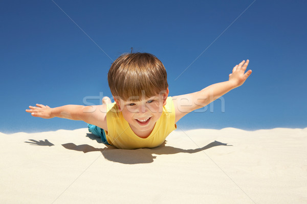 Enjoying sunny day Stock photo © pressmaster