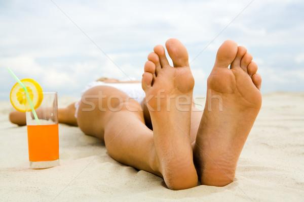 Relaxing Stock photo © pressmaster