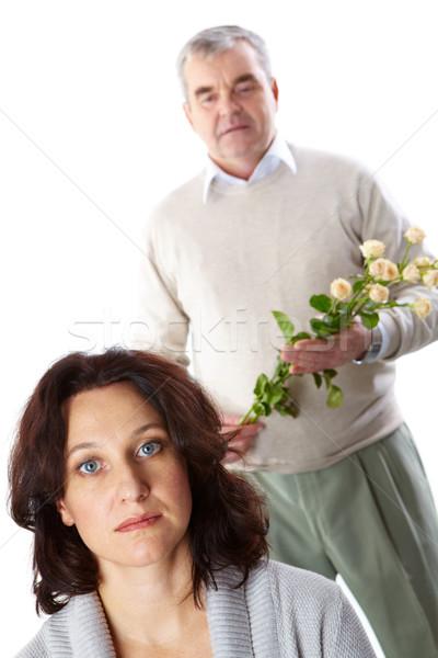 Middle aged female Stock photo © pressmaster