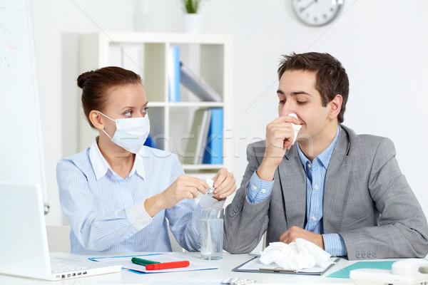 Healthcare Stock photo © pressmaster