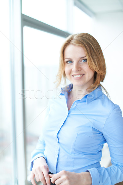 Business lady Stock photo © pressmaster