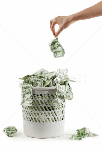 Small salary Stock photo © pressmaster