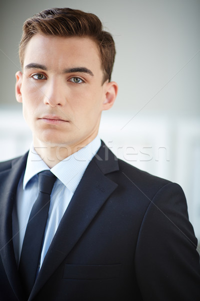 Elegant man Stock photo © pressmaster