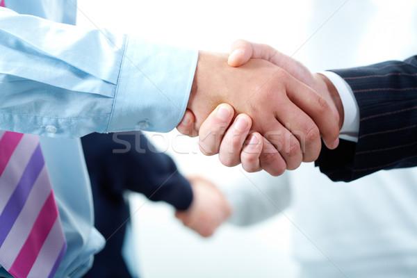 Agreements  Stock photo © pressmaster