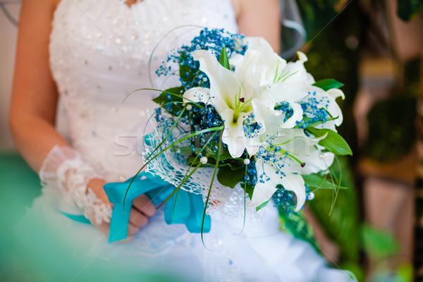 свадьба любви дизайна лист Сток-фото © prg0383