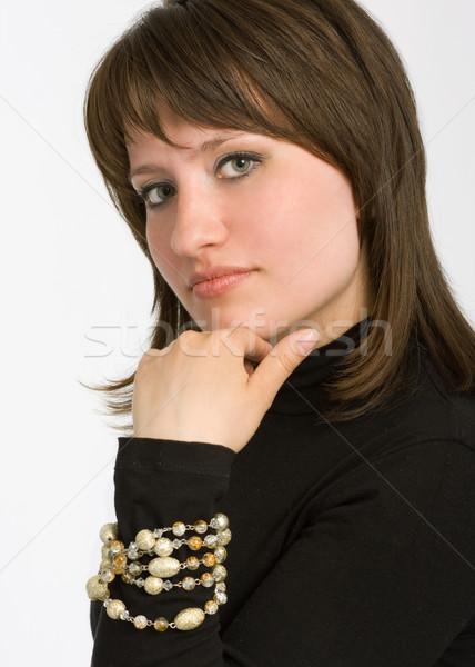 young sensual woman Stock photo © prg0383