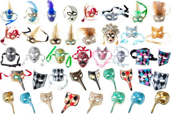 carnival masks Stock photo © prg0383