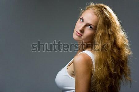 beautiful lady Stock photo © prg0383