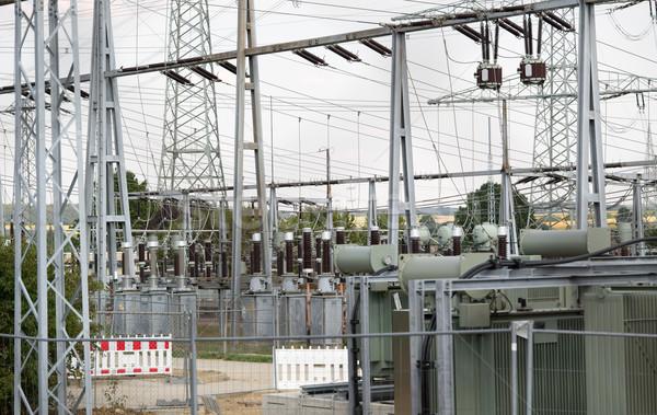 Elektomos részlet déli Németország technológia hálózat Stock fotó © prill